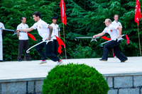 Our Kunyu Kung fu School's Strict Discipline