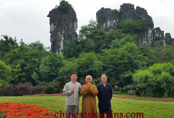 Kunyu Mountain Shaolin Kung Fu School Headmaster