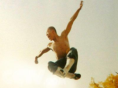 Shaolin Eagle fist
