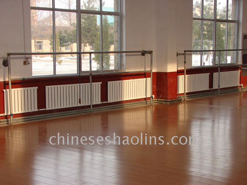 kung fu training facility at our s