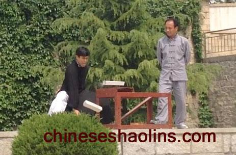 Hard Chi kung
