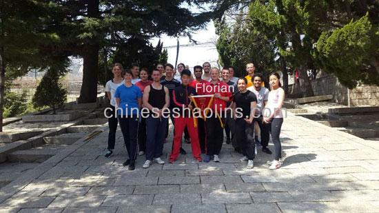 Shaolin groups