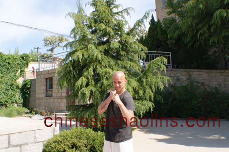 Kunyu mountain shaolin kung fu academy China review
