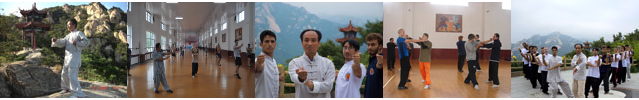 Learn Wing Chun in China