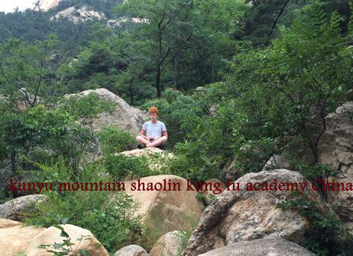 The testimonial coming from Tom in Kunyu mountain shaolin martial arts academy China
