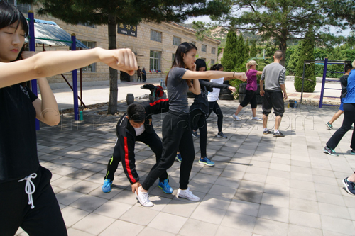 Kunyu mountain Shaolin academy