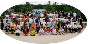 Click to see each year 's photo of our master and students